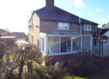 Thumbnail 2 bedroom semi-detached house for sale in Main Road, Fincham, King's Lynn