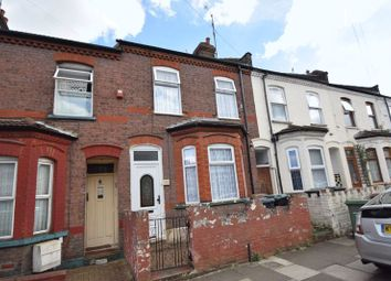 Thumbnail 3 bedroom terraced house to rent in Naseby Road, Luton