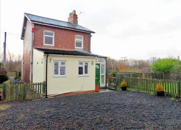 Thumbnail 2 bedroom cottage for sale in Ulgham, Morpeth