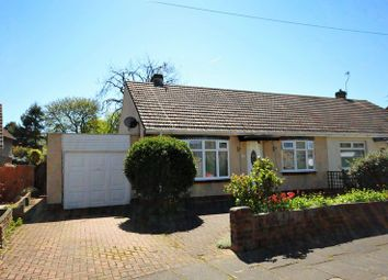 Thumbnail 2 bed semi-detached bungalow for sale in Ferneybeds Estate, Widdrington
