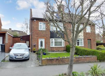 Thumbnail 3 bed semi-detached house for sale in Bowman Drive, Charnock, Sheffield