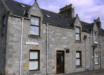 Thumbnail 4 bed end terrace house for sale in Macduff Place, Dufftown, Dufftown