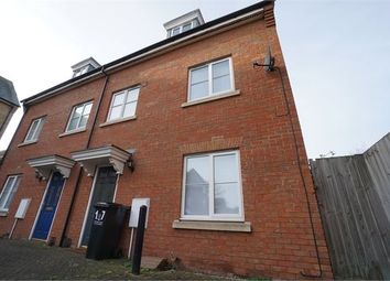Thumbnail 4 bed town house to rent in Hutley Drive, Colchester, Essex.