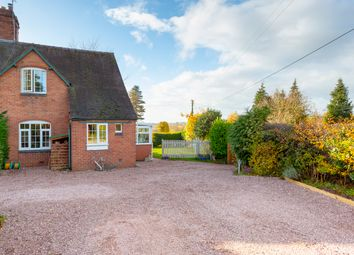 Thumbnail Semi-detached house for sale in Elm Cottage, Ellerton, Newport