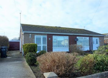 Thumbnail 2 bed semi-detached bungalow for sale in Awelon, Towyn
