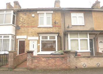 Thumbnail 2 bed terraced house to rent in Belsize Avenue, Peterborough, Cambridgeshire.