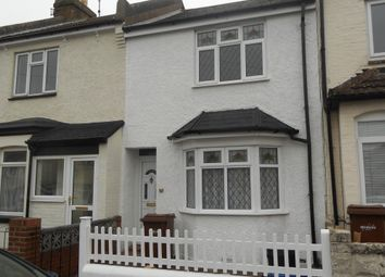 Thumbnail 2 bed terraced house to rent in Adelaide Road, Gillingham