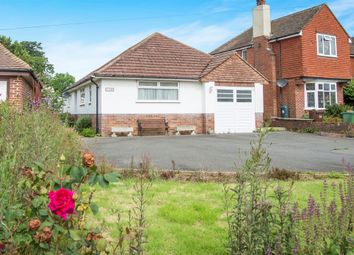 Thumbnail 2 bed detached bungalow for sale in Buxton Drive, Bexhill-On-Sea