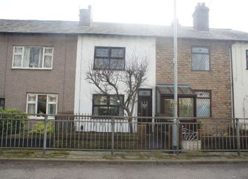 Thumbnail 2 bed terraced house for sale in Manchester Road, Woolston, Warrington