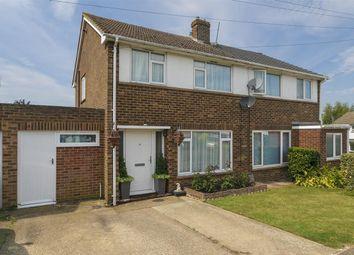 Highview Close, Boughton-Under-Blean, Faversham ME13. 3 bed semi-detached house