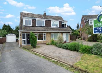 Thumbnail 3 bed semi-detached house for sale in Cornwall Crescent, Baildon, Shipley