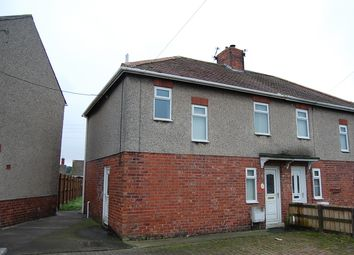 Thumbnail 3 bed semi-detached house to rent in Millfield, Bedlington