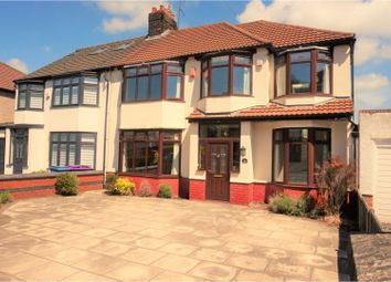 Thumbnail 5 bed semi-detached house for sale in Whinmoor Road, Liverpool