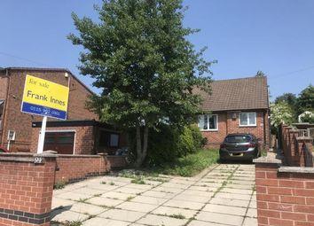 2 bed semi-detached house for sale in Fraser Road, Carlton, Nottingham NG4