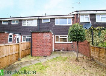 Thumbnail 3 bed terraced house for sale in Rowan Drive, Broxbourne