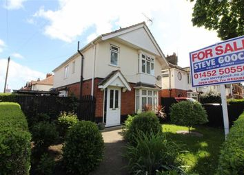 Thumbnail 4 bed detached house for sale in Tuffley Avenue, Linden, Gloucester
