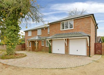 Thumbnail 4 bed detached house to rent in Lock Road, Marlow, Buckinghamshire