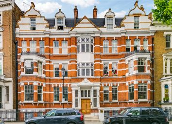 Thumbnail 3 bed flat for sale in Holland Park Mansions, Holland Park Gardens, London
