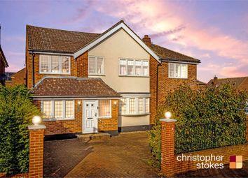 5 bed detached house for sale in Brinley Close, Cheshunt, Hertfordshire EN8