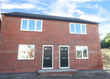 Thumbnail 2 bed semi-detached house to rent in Deabill Street, Nottingham