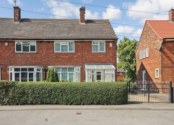 Thumbnail 3 bed semi-detached house for sale in Swarcliffe Drive, Leeds