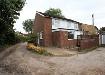 Thumbnail 1 bed maisonette to rent in The Crescent, Ashford, Surrey