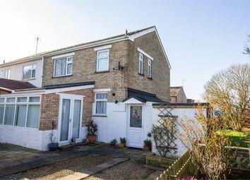 Thumbnail 3 bedroom semi-detached house for sale in Osborne Road, Wisbech, Cambridgeshire