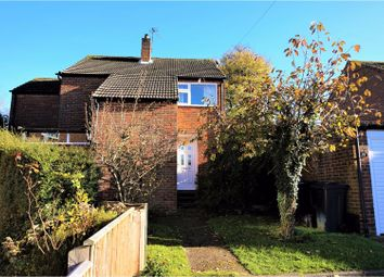 Thumbnail 4 bed detached house for sale in Harding Road, Chesham