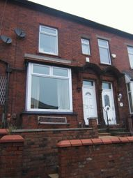 Thumbnail 3 bed terraced house to rent in Greenacres Road, Oldham