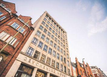 Thumbnail Studio to rent in Great Charles Street Queensway, Birmingham