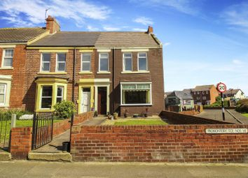 Thumbnail 4 bed terraced house for sale in Promontory Terrace, Whitley Bay