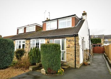 Thumbnail 4 bed semi-detached house for sale in The Paddock, East Keswick, Leeds