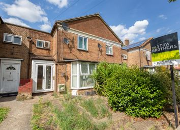 Thumbnail 2 bed terraced house for sale in Mcentee Avenue, London