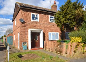 Thumbnail 1 bed maisonette for sale in The Crescent, Theale, Reading, Berkshire