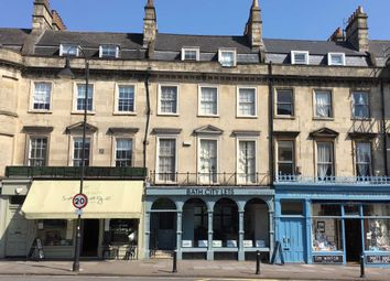 Thumbnail 4 bed flat to rent in Bladud Buildings, Bath