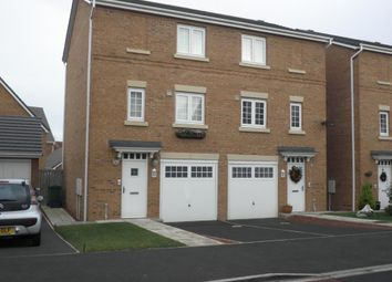 Thumbnail 3 bedroom property to rent in Hilden Park, Ingleby Barwick, Stockton-On-Tees