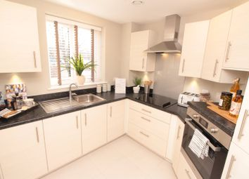 Thumbnail 2 bed flat for sale in Swinden Court Trinity Road, Darlington, Durham
