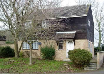 Thumbnail 4 bedroom detached house to rent in Eliot Close, Thetford