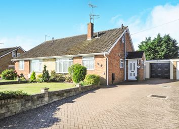 Thumbnail 4 bed bungalow for sale in Fairway, Calne