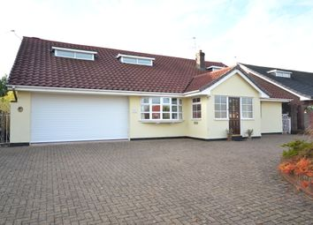 Thumbnail 3 bed detached house for sale in Geneva Drive, Newcastle-Under-Lyme