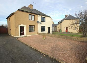 Thumbnail 2 bed semi-detached house for sale in Queens Drive, Larbert