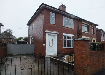 Thumbnail 3 bed semi-detached house for sale in Broadfield Road, Sandyford, Stoke-On-Trent