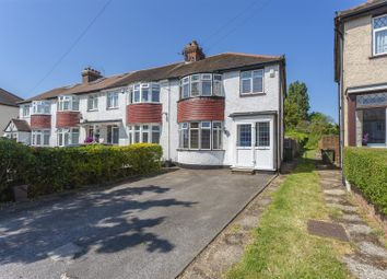 Thumbnail 3 bed end terrace house for sale in Marlow Drive, Cheam, Sutton