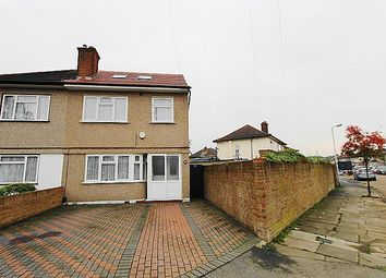 Thumbnail 5 bed semi-detached house for sale in Weymouth Road, Hayes