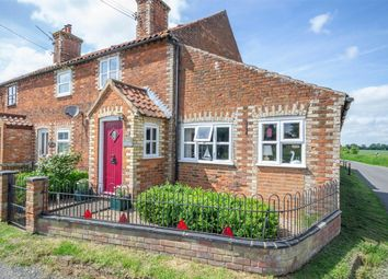 Thumbnail 2 bed semi-detached house for sale in Massingham Road, Weasenham, King's Lynn
