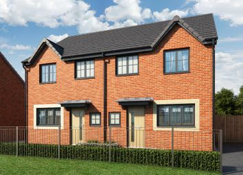 "Thumbnail 3 bed property for sale in ""The Kellington At Bridgewater Gardens"" at Castlefields Avenue East, Runcorn"