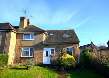 Thumbnail 3 bed terraced house for sale in Farthingstone Road, Litchborough, Towcester