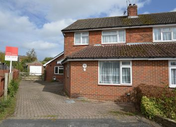 Thumbnail 4 bed semi-detached house for sale in Vyne Close, Alton, Hampshire