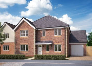 Thumbnail 4 bedroom detached house for sale in Oxford Road, Calne