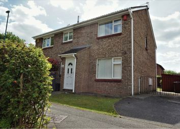 Thumbnail 2 bed semi-detached house for sale in Helm Close, Nottingham